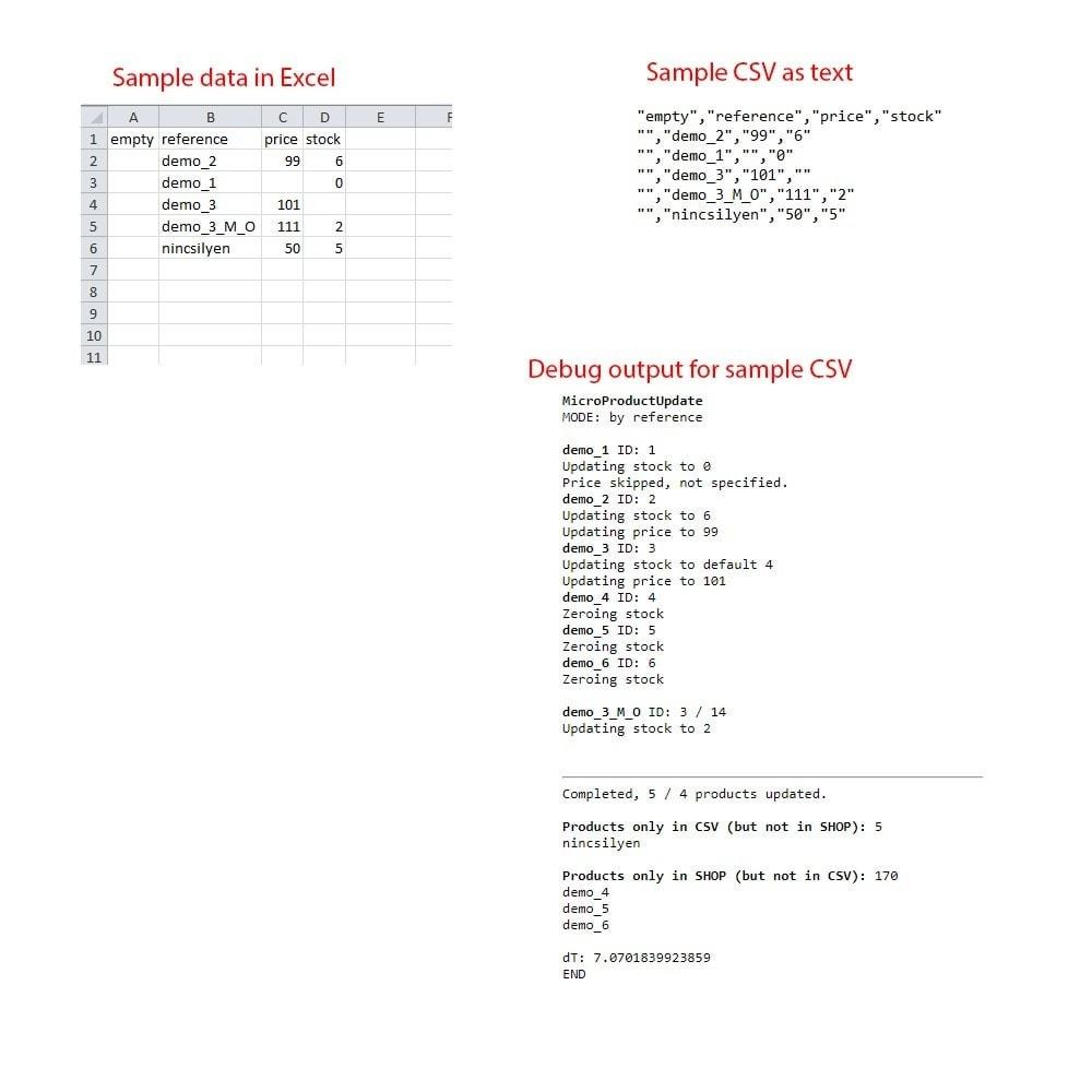 module - Importeren en Exporteren van data - MicroProductUpdate - 5