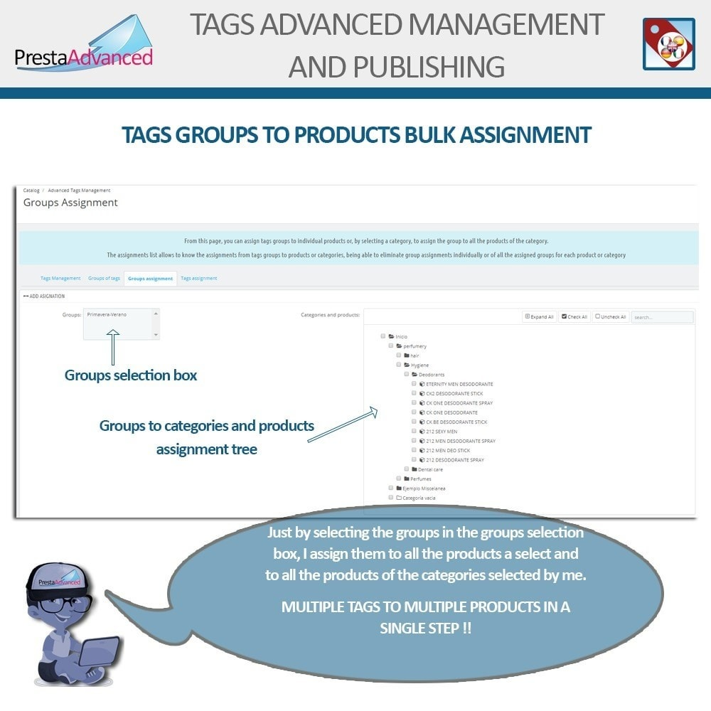 module - Preparation & Shipping - Tags: Advanced Management and Publishing - 7