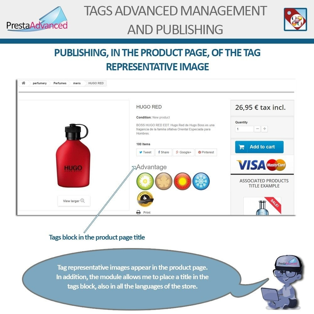 module - Badge & Loghi - Tags: Advanced Management and Publishing - 11