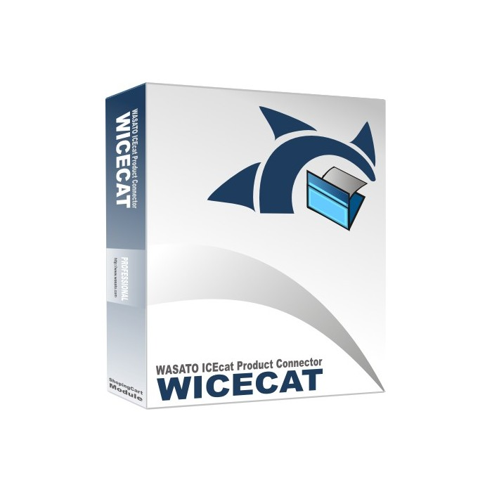 module - Fast & Mass Update - Icecat Integration Solution (WICECAT PRO) - 1