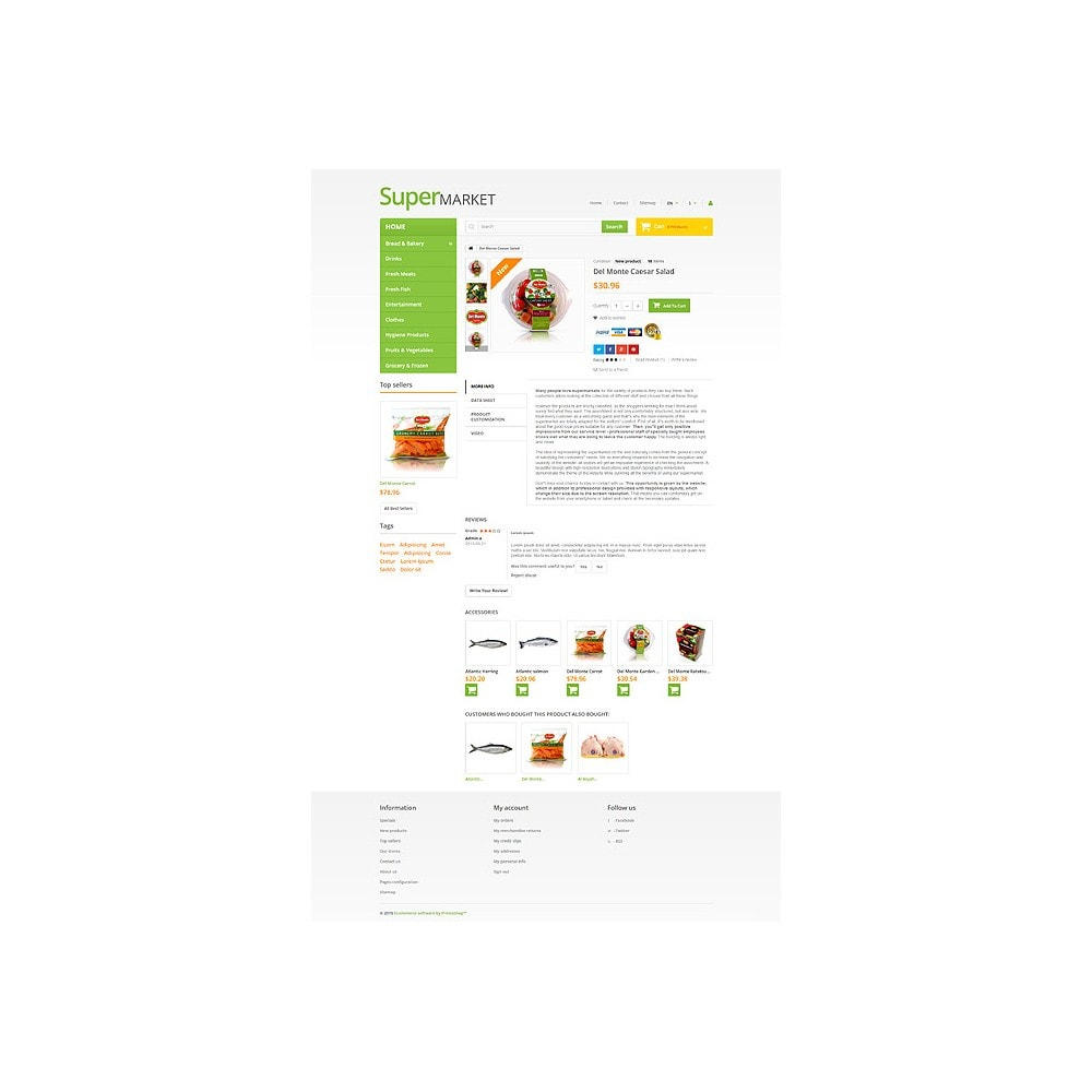 theme - Eten & Restaurant - Supermarket - 6