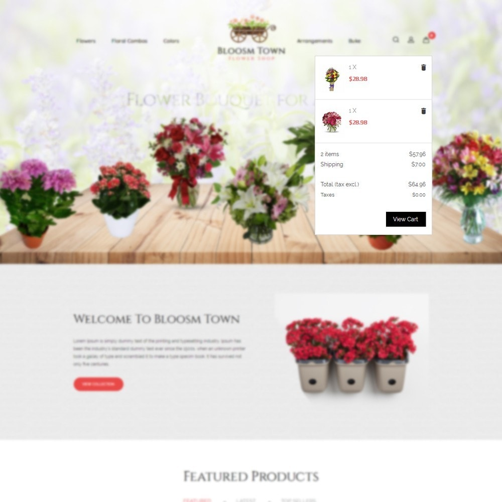 theme - Gifts, Flowers & Celebrations - Flowershop Store - 6