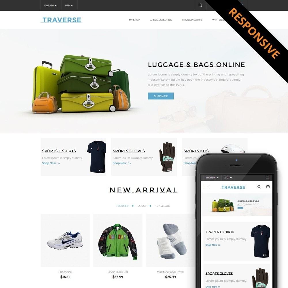 theme - Sport, Activiteiten & Reizen - Traverse Store - 1