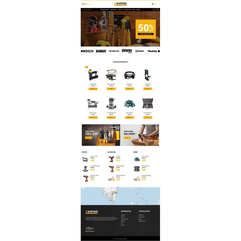 theme - Casa & Giardino - Alistaco - Tools & Equipment Store - 4