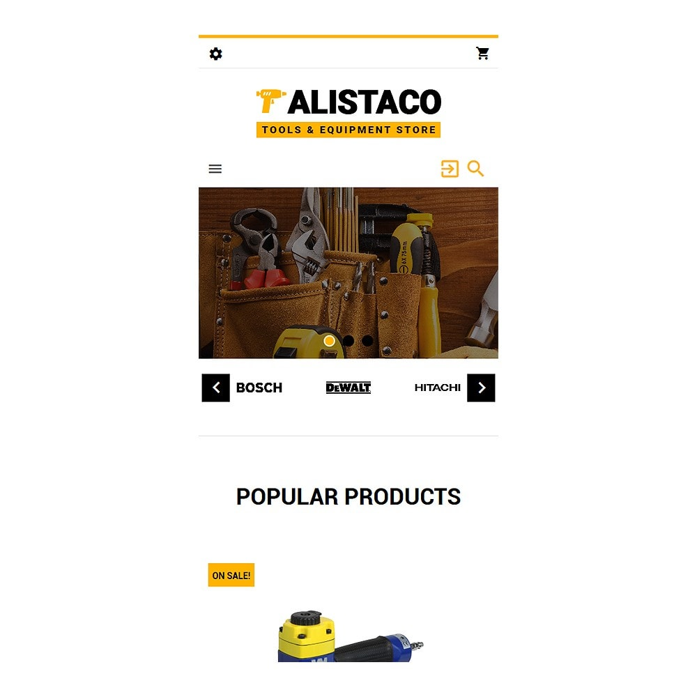 theme - Casa & Giardino - Alistaco - Tools & Equipment Store - 9