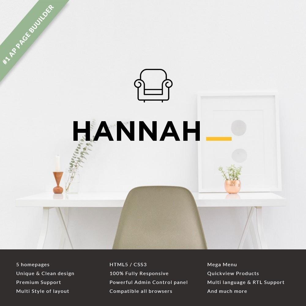 theme - Huis & Buitenleven - Leo Hannah - 1
