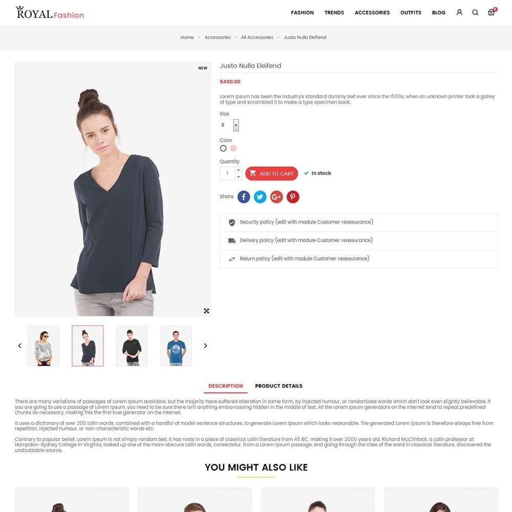theme - Mode & Schuhe - Royal Fashion Store - 5