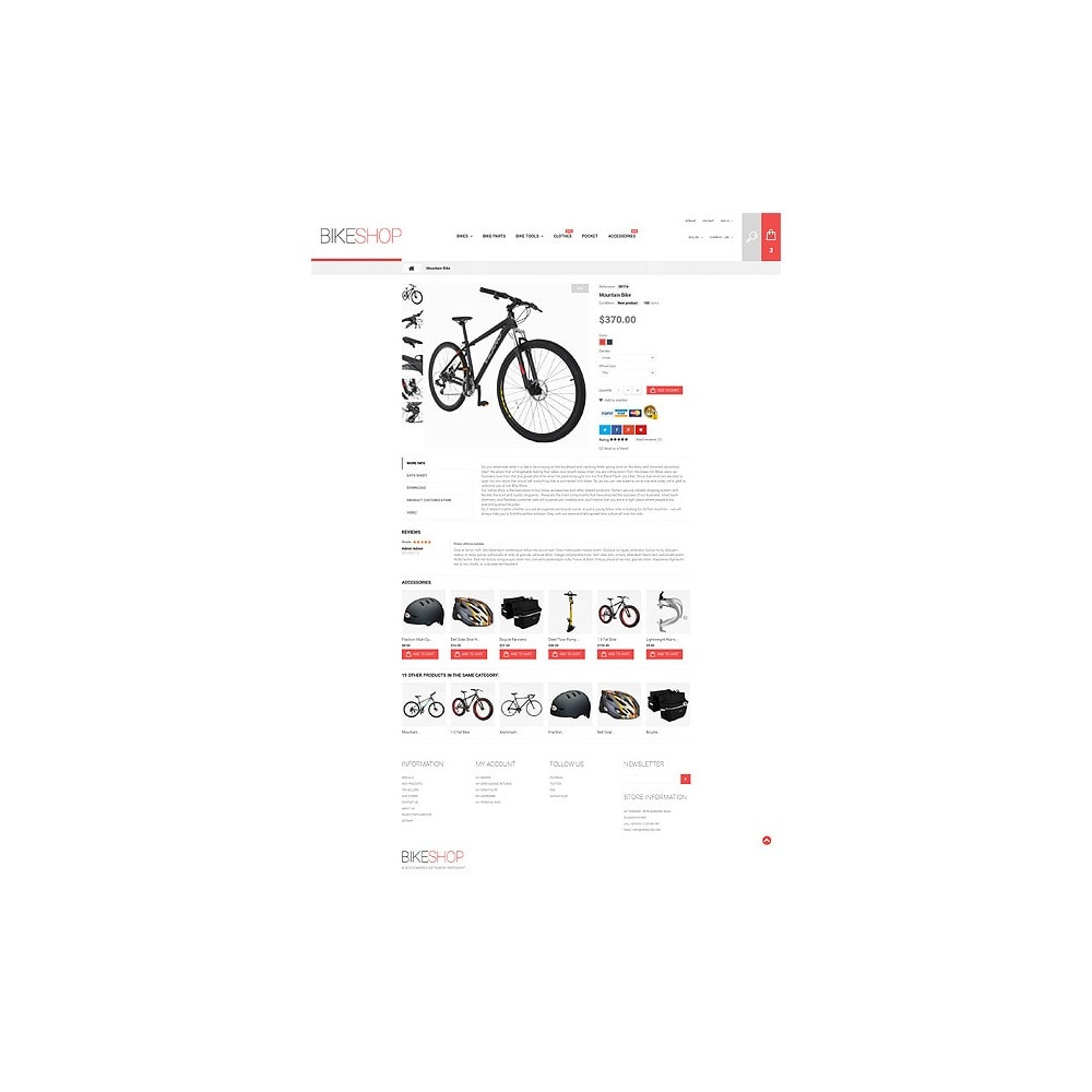 theme - Carros & Motos - BikeShop - 7