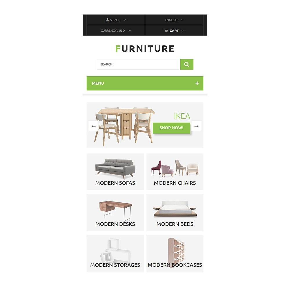 theme - Kunst & Cultuur - Furniture Store - 8