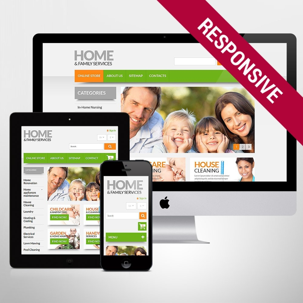 theme - Maison & Jardin - Home & Family Services - 1