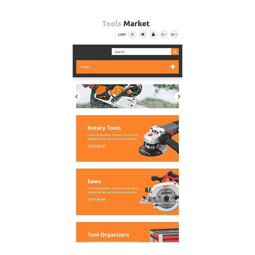 theme - Dom & Ogród - Tools Market - 8