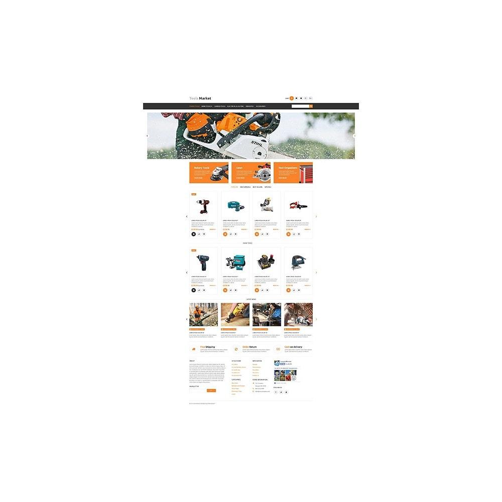 theme - Dom & Ogród - Tools Market - 10