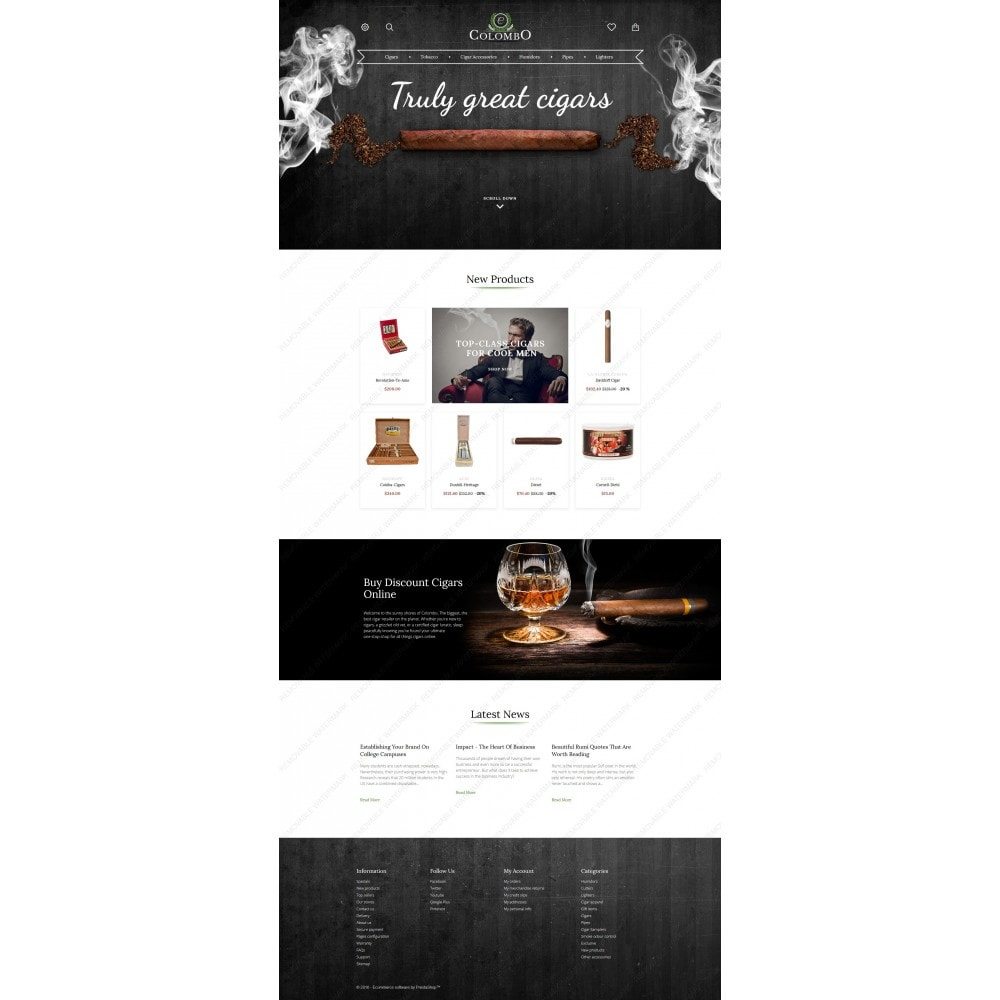 theme - Huis & Buitenleven - Colombo - Tobacco Responsive - 3