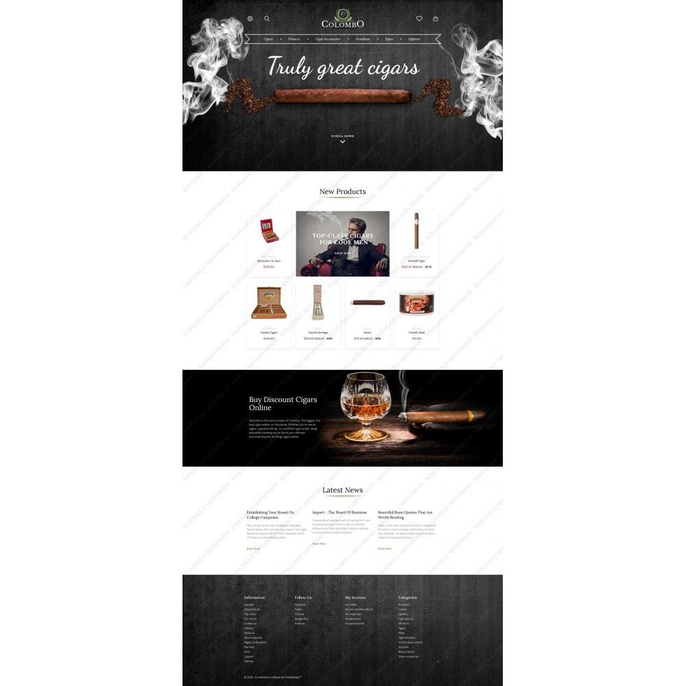 theme - Дом и сад - Colombo - Tobacco Responsive - 5