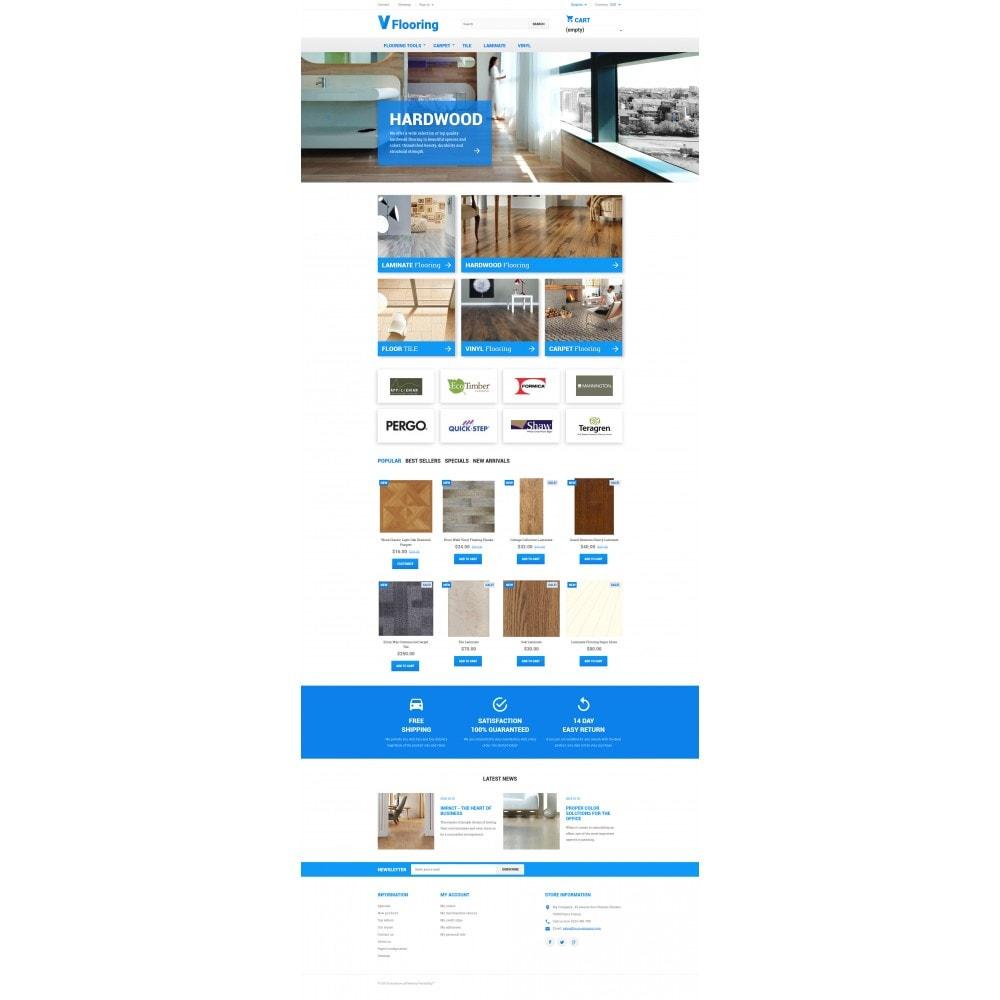 theme - Arte e Cultura - Flooring - 4