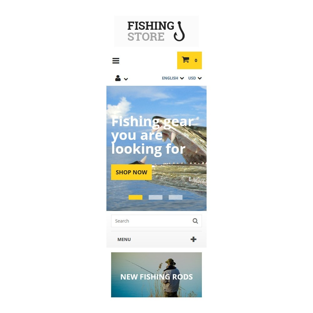 theme - Sport, Loisirs & Voyage - Fishing Store - 9
