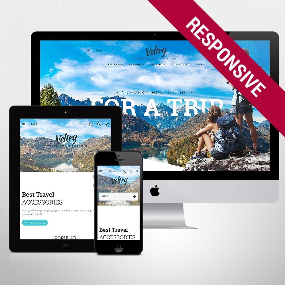 theme - Deportes, Actividades y Viajes - Veltry - Travel Store - 1