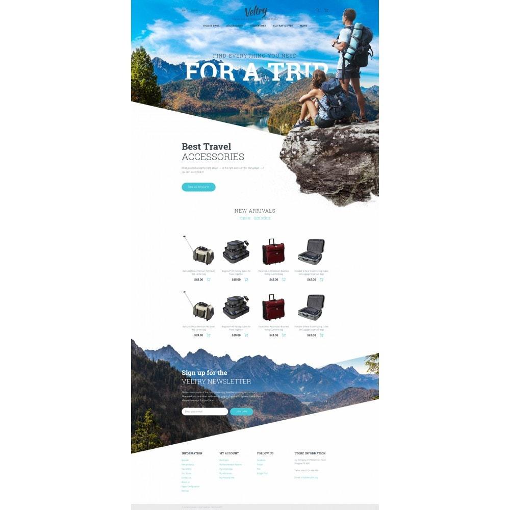 theme - Deportes, Actividades y Viajes - Veltry - Travel Store - 4