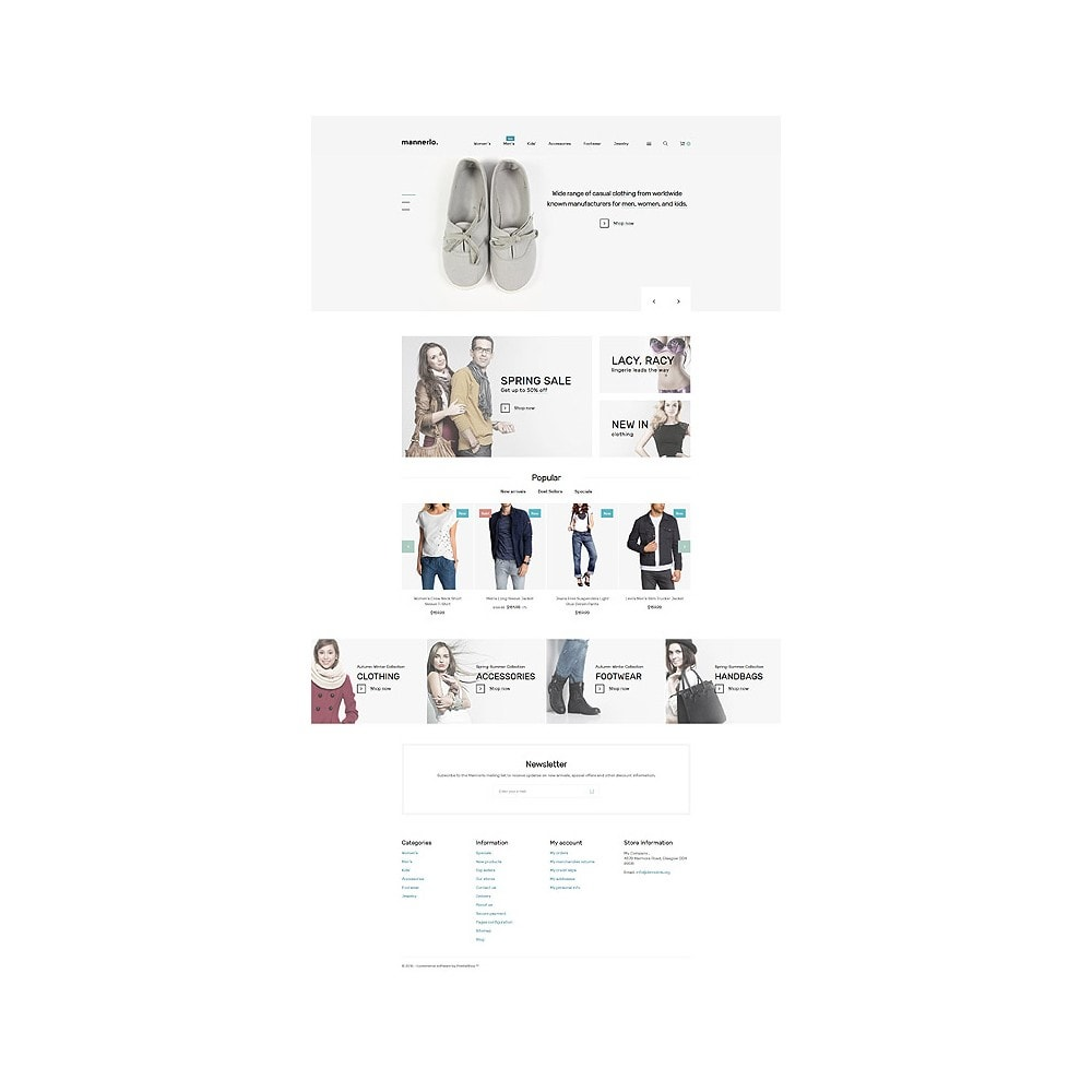 theme - Mode & Schuhe - Mannerlo - Apparel Responsive - 10