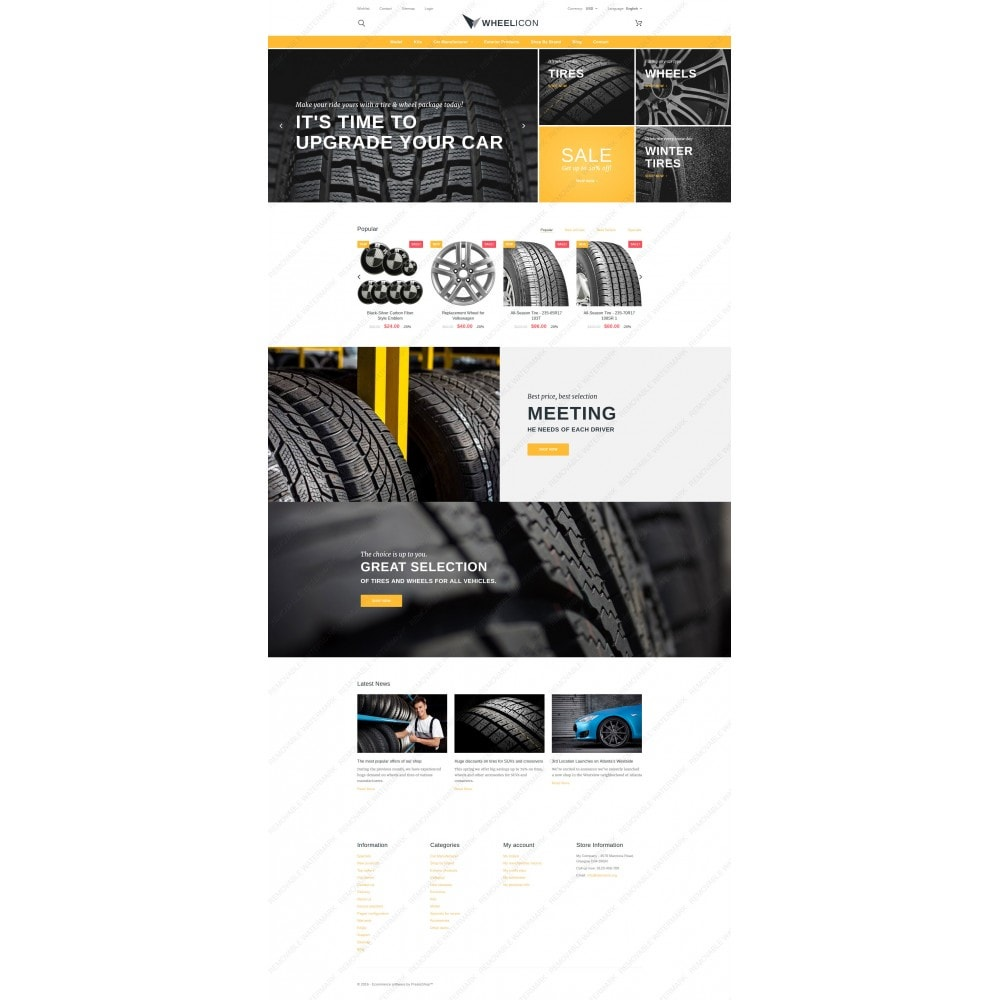theme - Carros & Motos - Wheelicon - 3