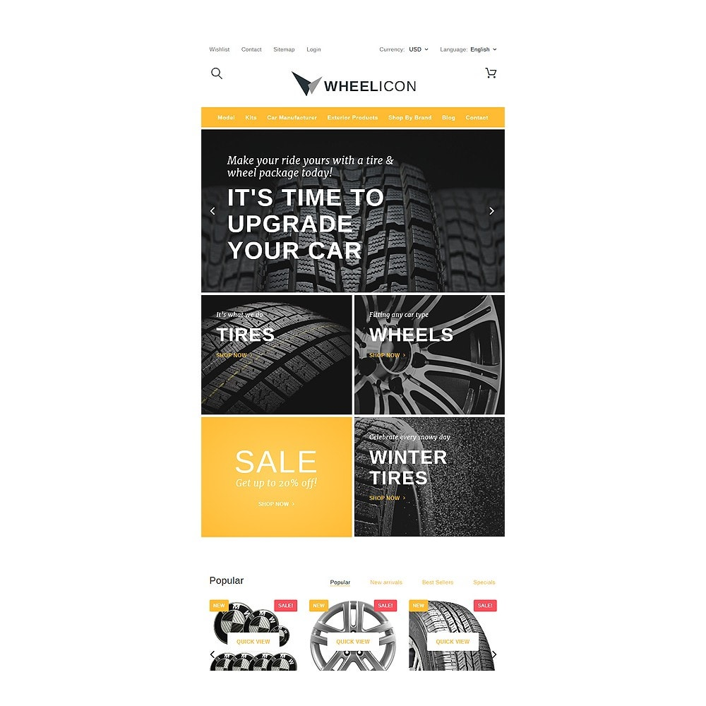 theme - Carros & Motos - Wheelicon - 7