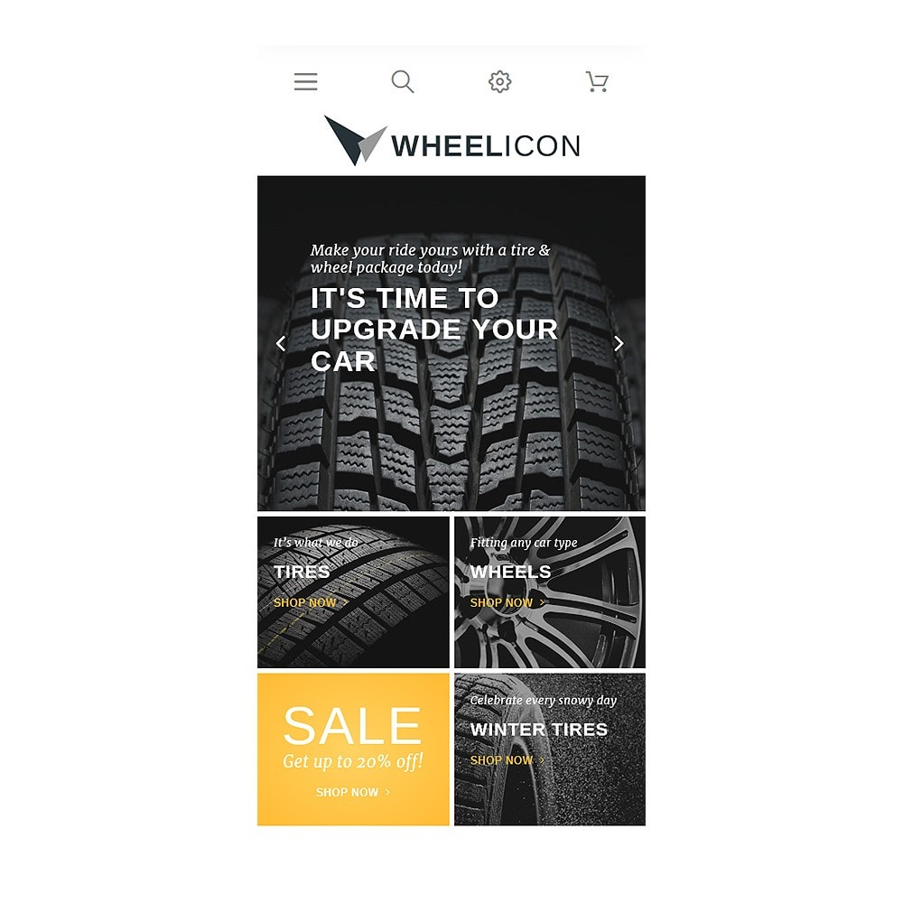 theme - Carros & Motos - Wheelicon - 8