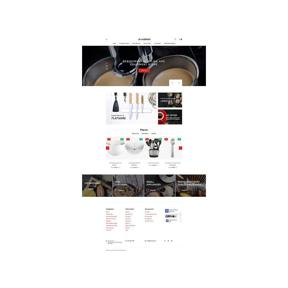 theme - Food & Restaurant - Glasergi - Cookware & Appliances - 10