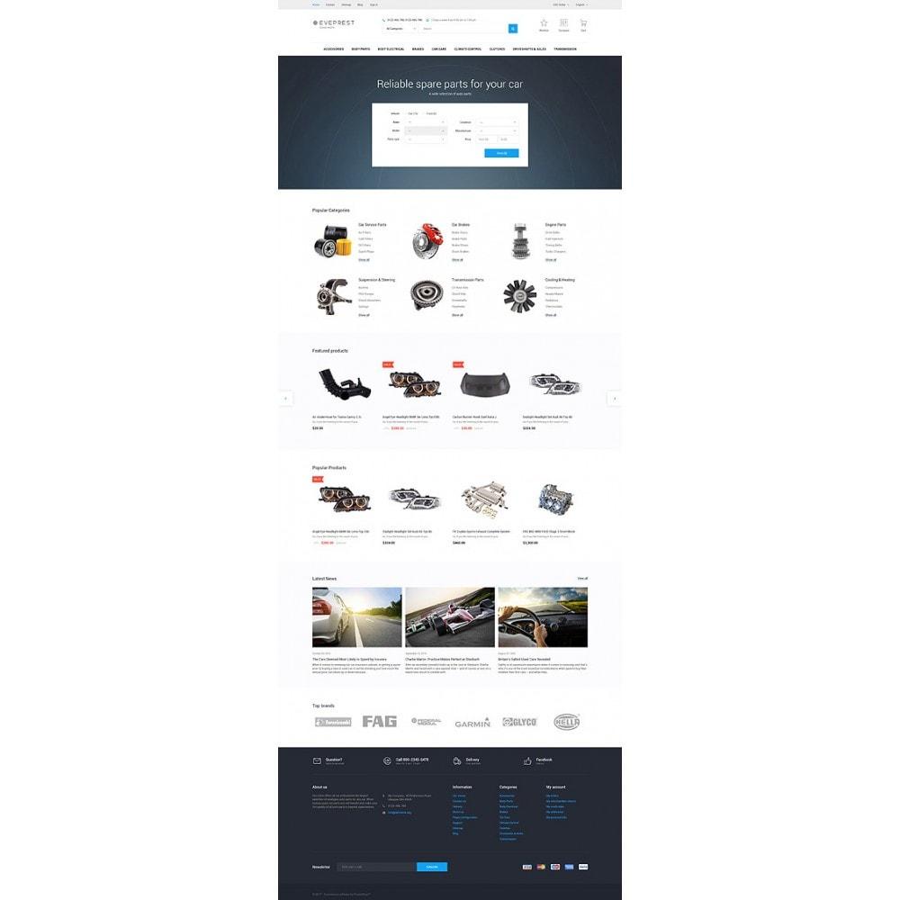 theme - Automotive & Cars - Eveprest - Spare Parts - 10