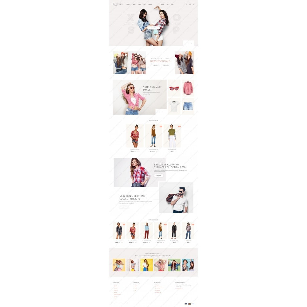 theme - Moda & Obuwie - Eveprest - Fashion Boutique - 3