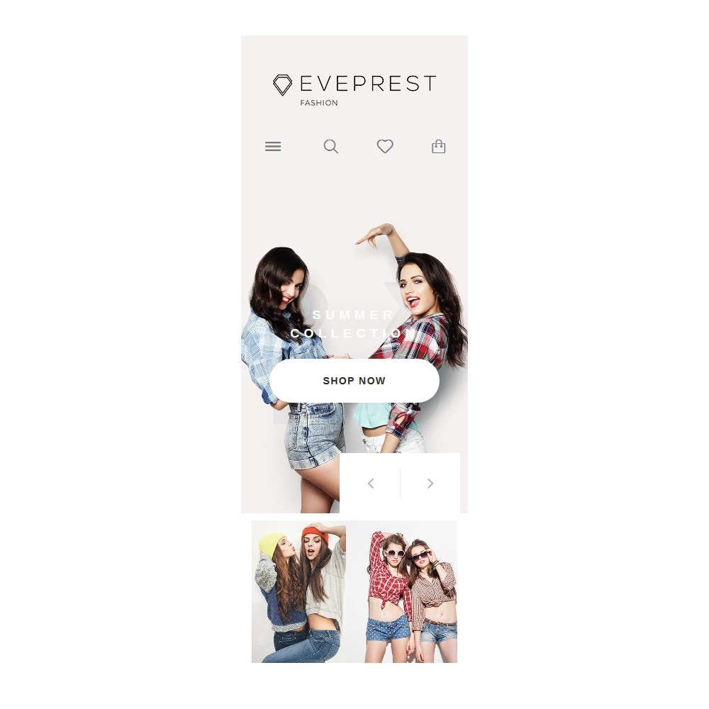 theme - Moda & Obuwie - Eveprest - Fashion Boutique - 6