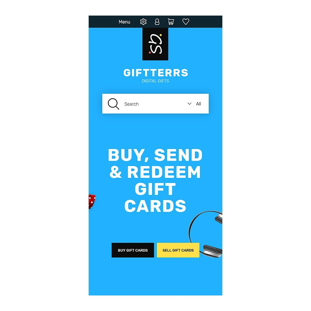 theme - Gifts, Flowers & Celebrations - Giftterrs - Gift Cards for Any Purpose - 7
