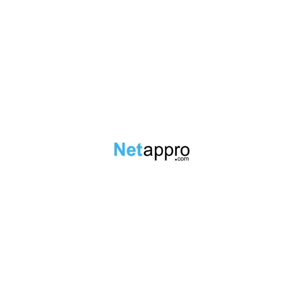 module - Dropshipping - Dropshipping - NetAppro - 1