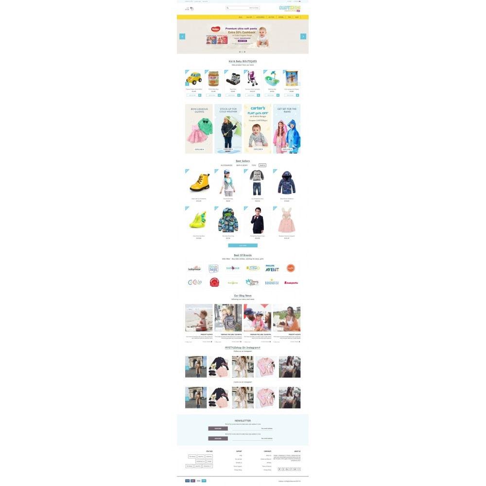 theme - Zabawki & Artykuły dziecięce - Kids & Toys - smart responsive Store - 3