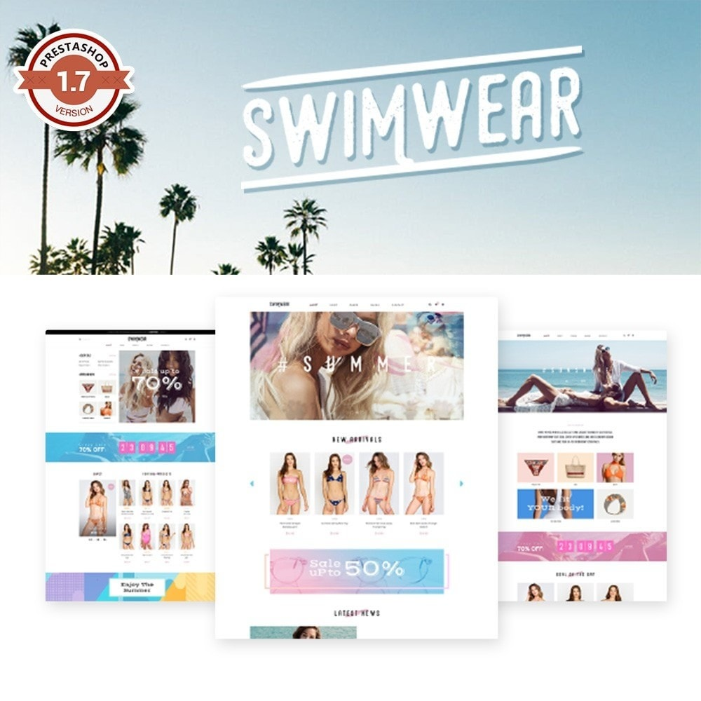 theme - Moda & Calzature - Pts Swimwear - 1