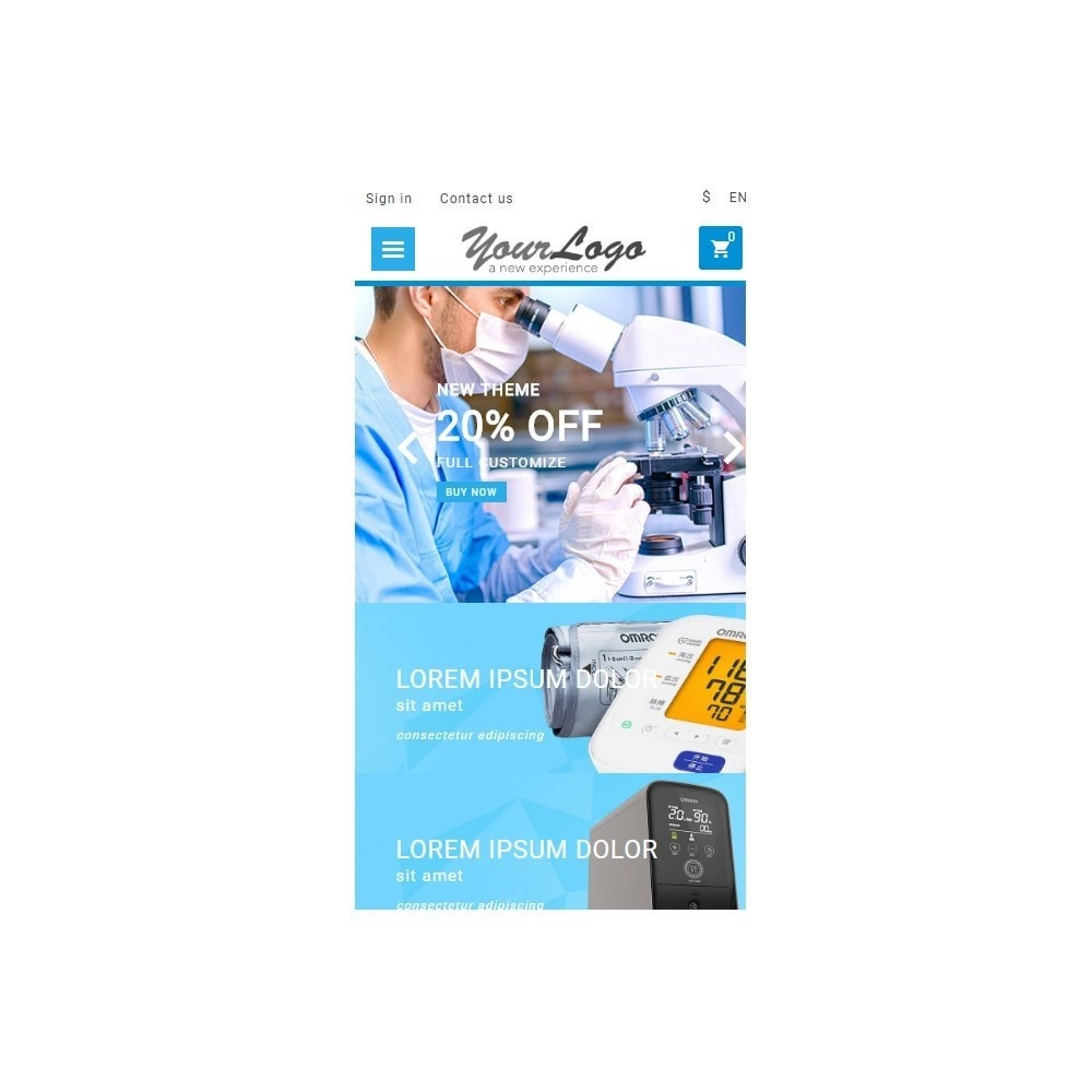 theme - Gezondheid & Schoonheid - UP Medical Equipment Store - 6