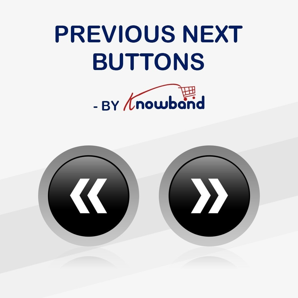 module - Navigatie middelen - Previous Next buttons on product page - 1