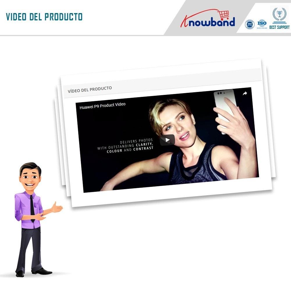 bundle - Informaciones adicionales y Pestañas - Knowband - Product Page Optimization Pack - 4