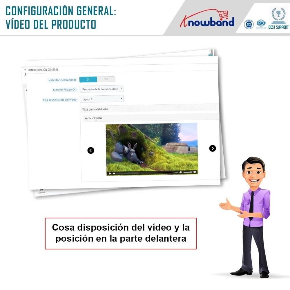 bundle - Informaciones adicionales y Pestañas - Knowband - Product Page Optimization Pack - 5
