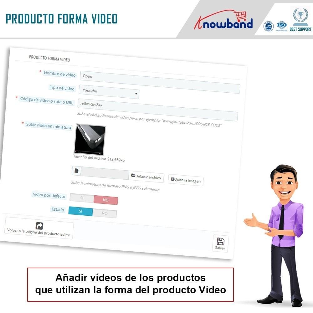 bundle - Informaciones adicionales y Pestañas - Knowband - Product Page Optimization Pack - 8