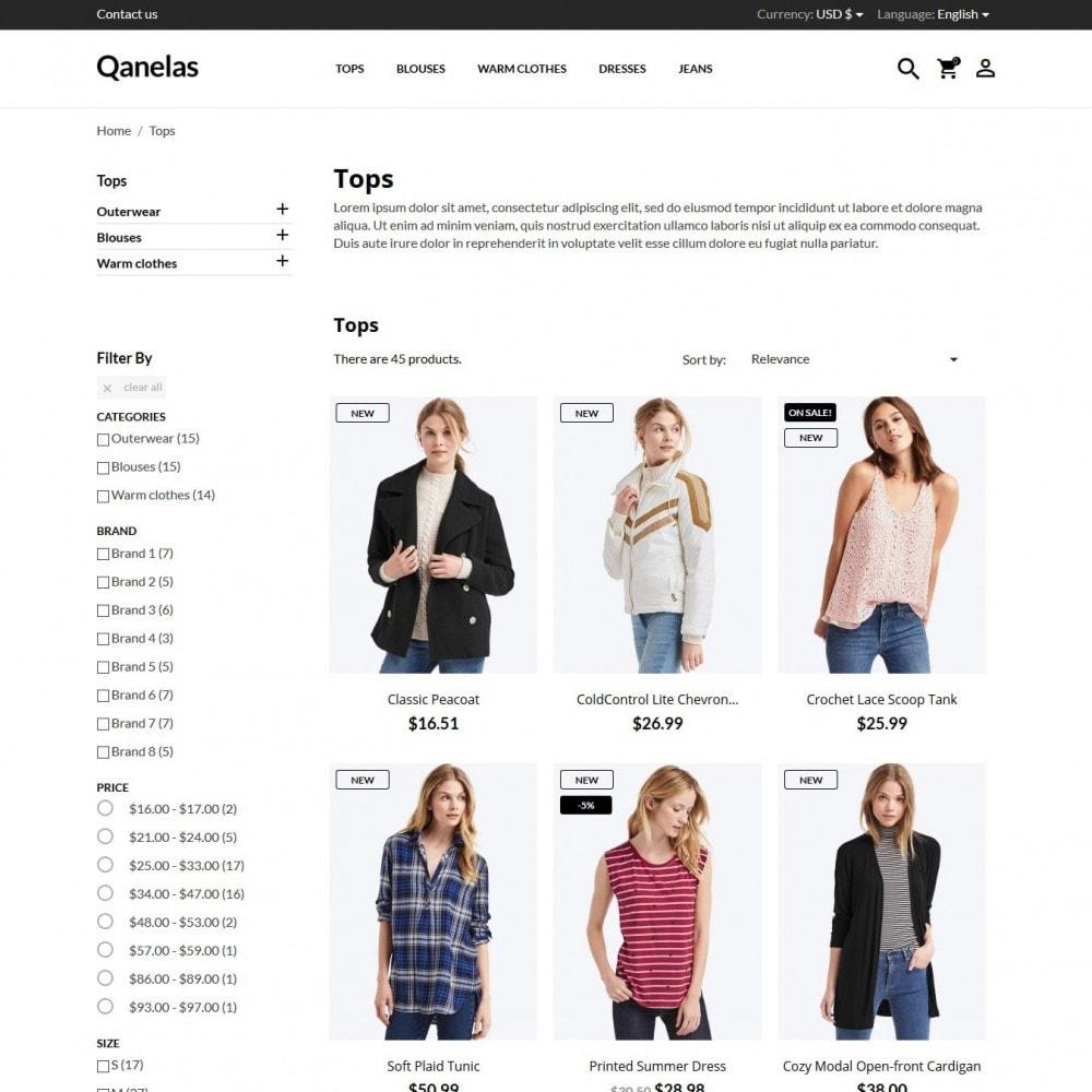 theme - Moda & Calçados - Qanelas Fashion Store - 6