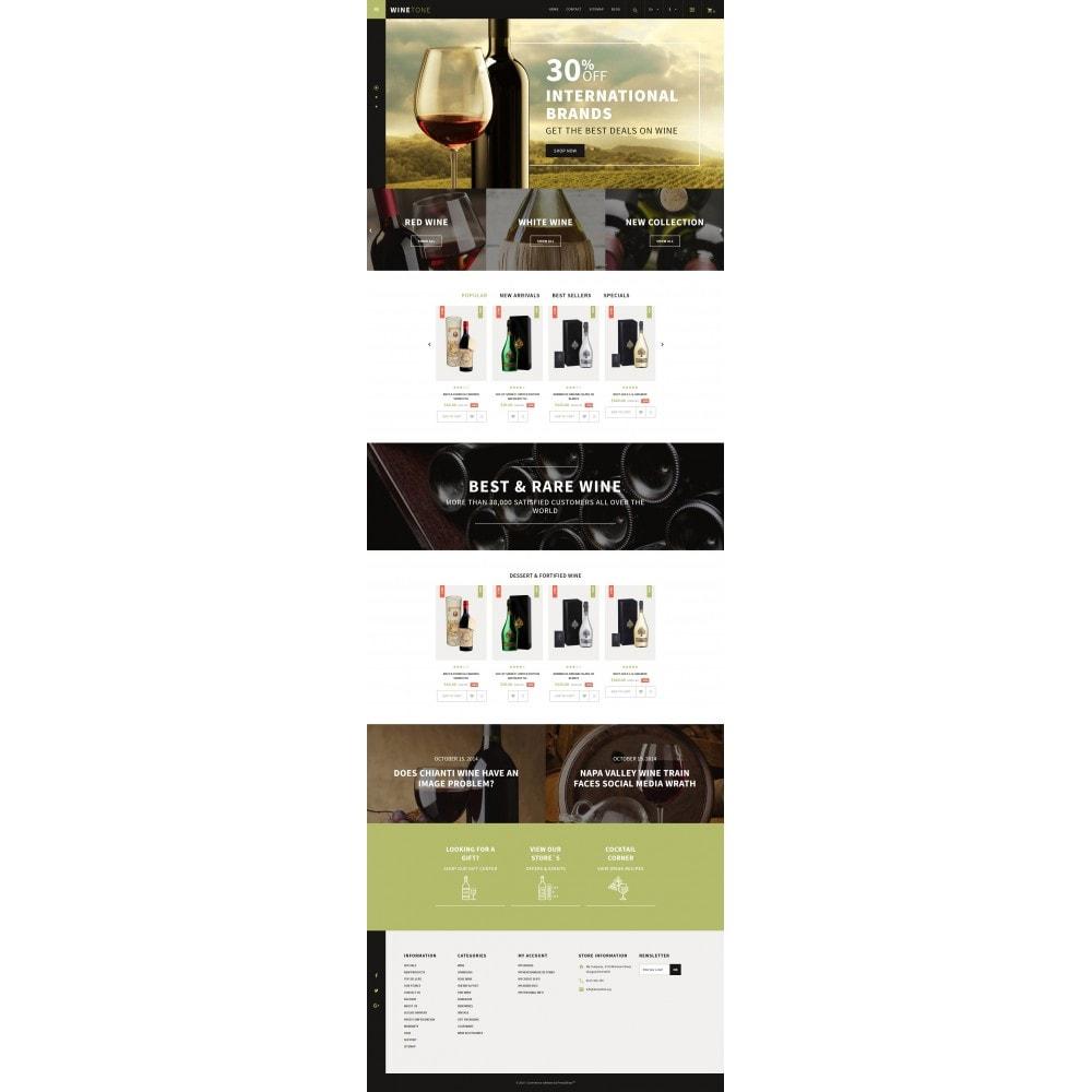 theme - Дом и сад - Wine Tone - 4