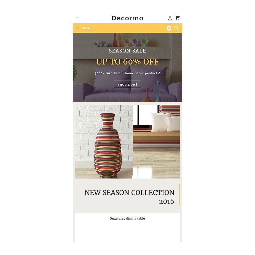 theme - Kunst & Cultuur - Decorma - Furniture Responsive - 8