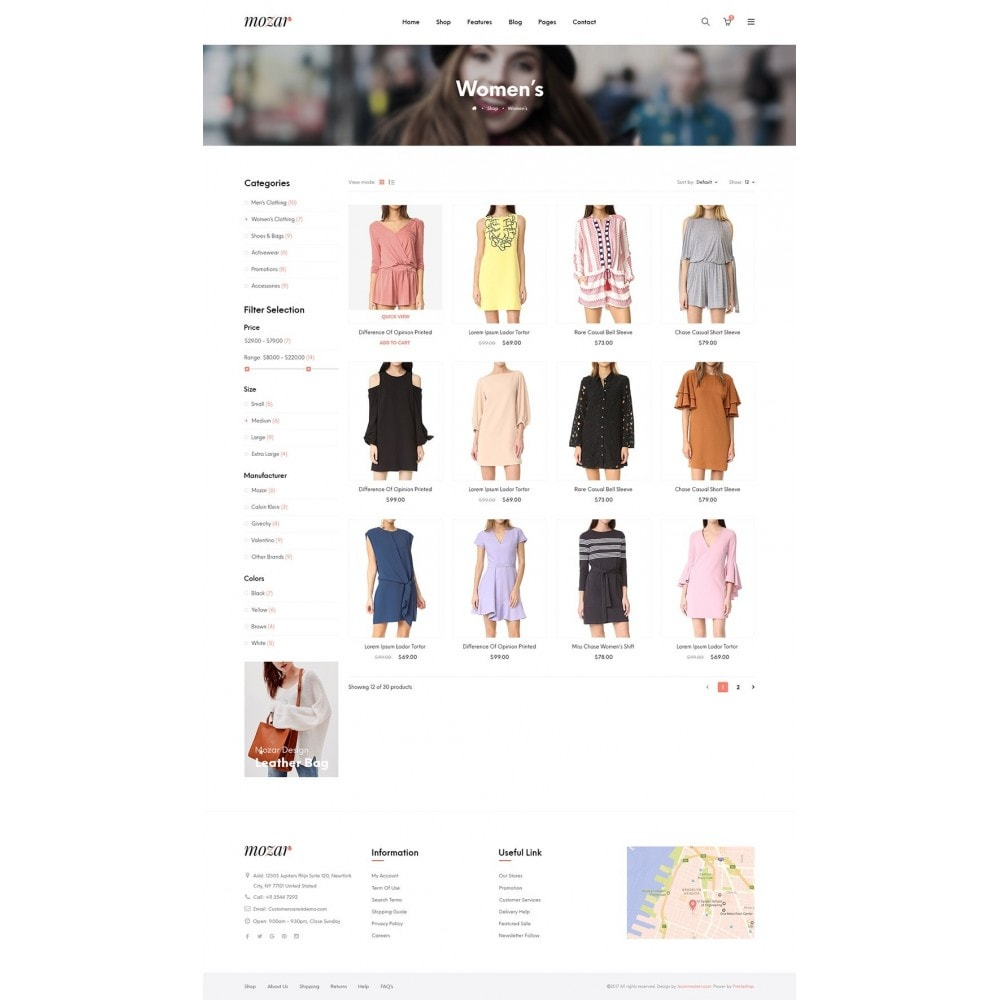 theme - Fashion & Shoes - JMS Mozar 1.7 - 12