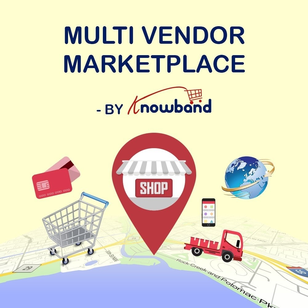 module - Marketplace Creation - Knowband - Multi Vendor Marketplace - 1