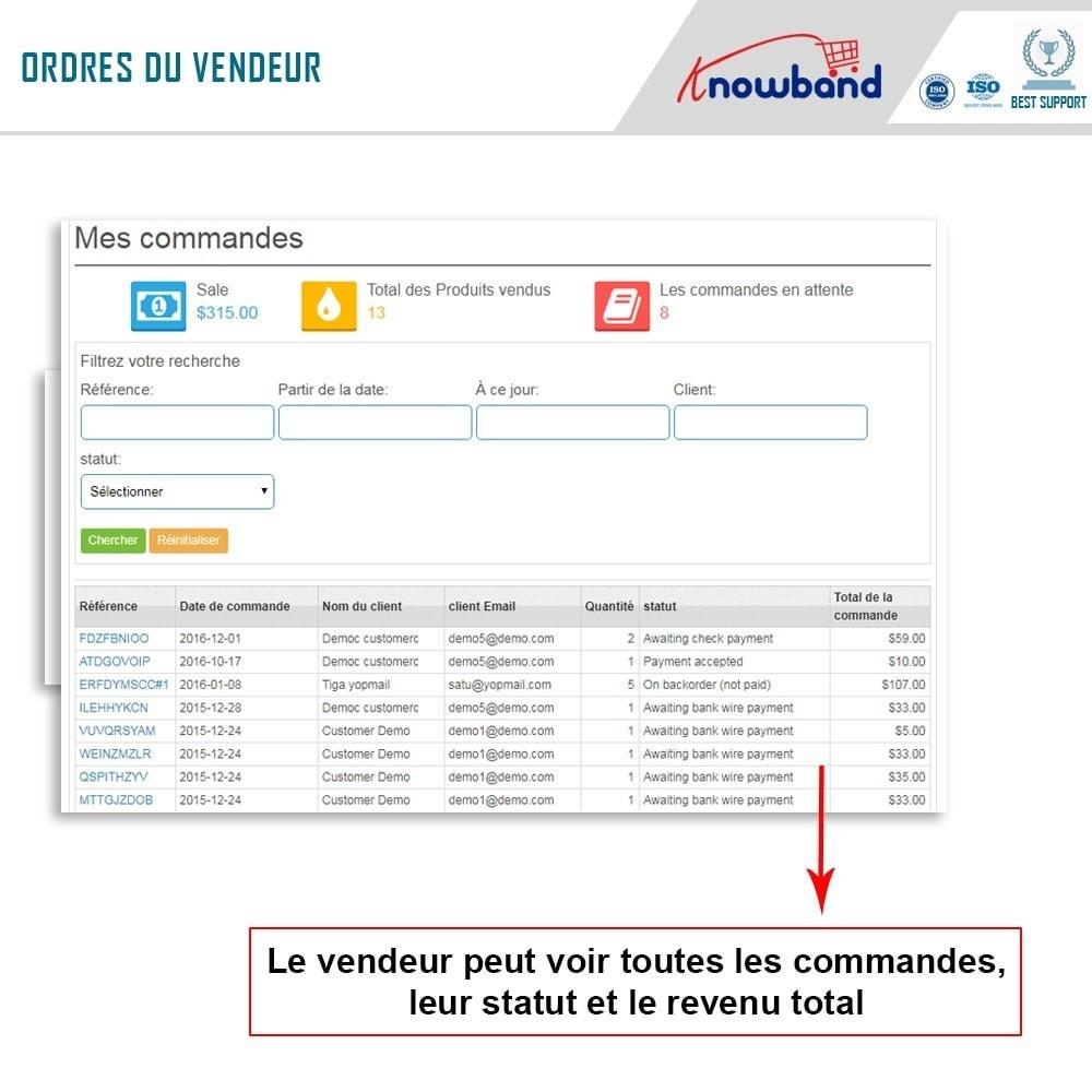 module - Création de Marketplace - Knowband - Marketplace - 6