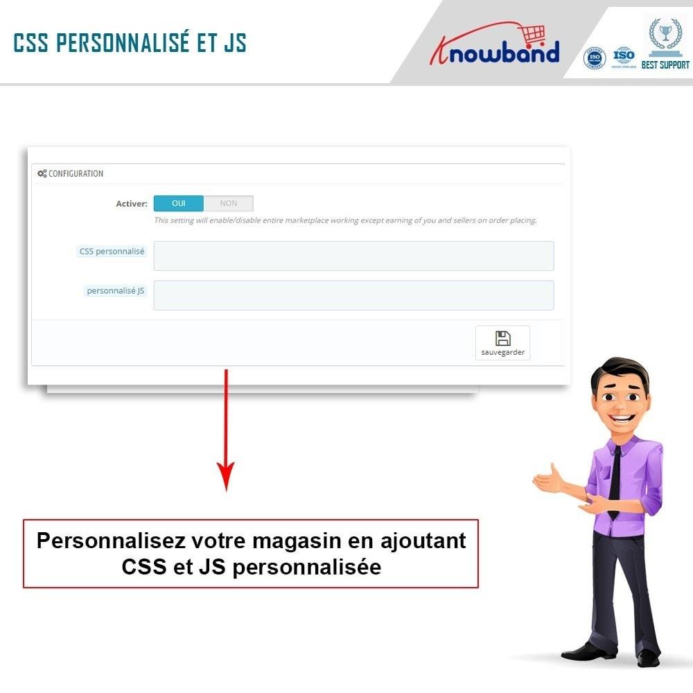 module - Création de Marketplace - Knowband - Marketplace - 12