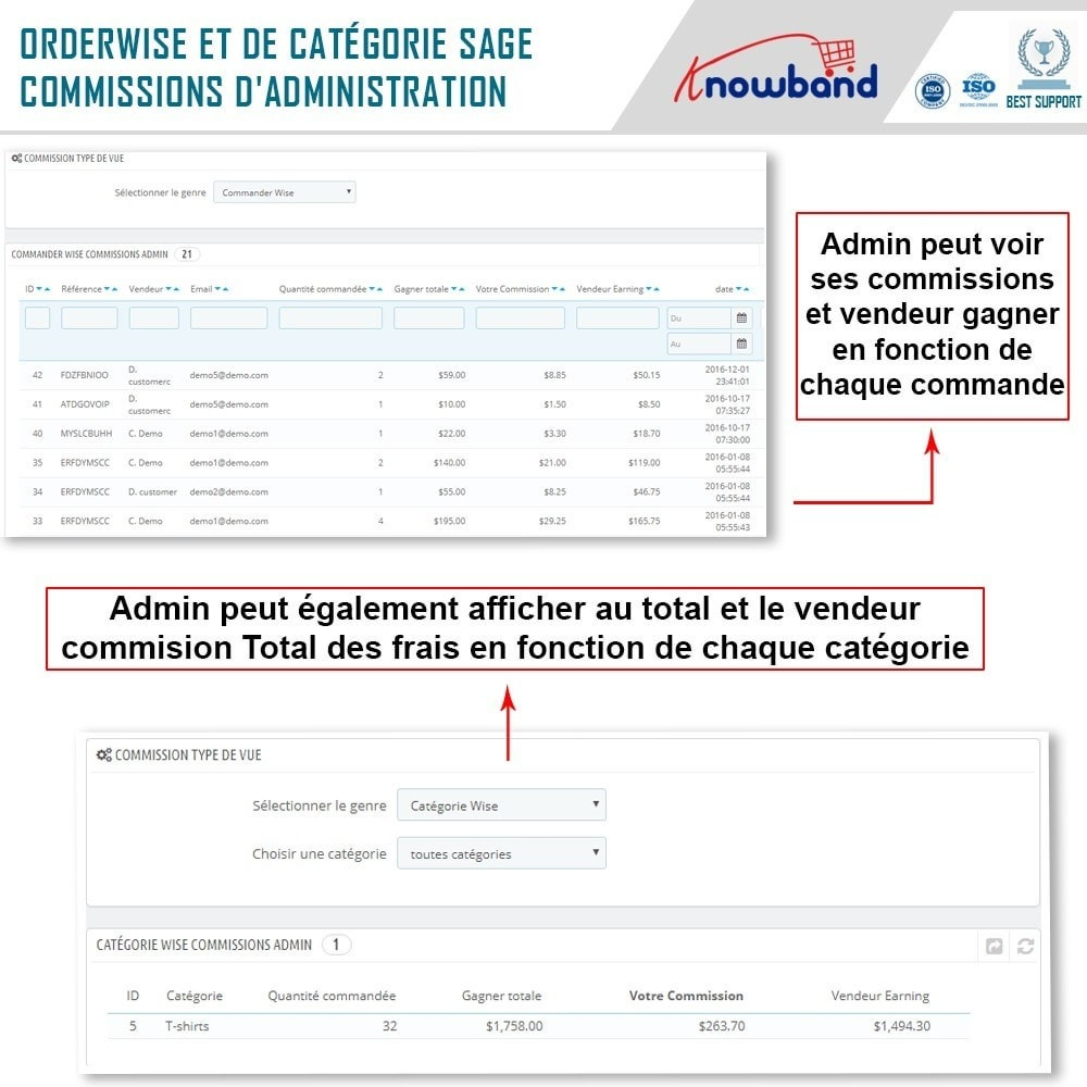 module - Création de Marketplace - Knowband - Marketplace - 21