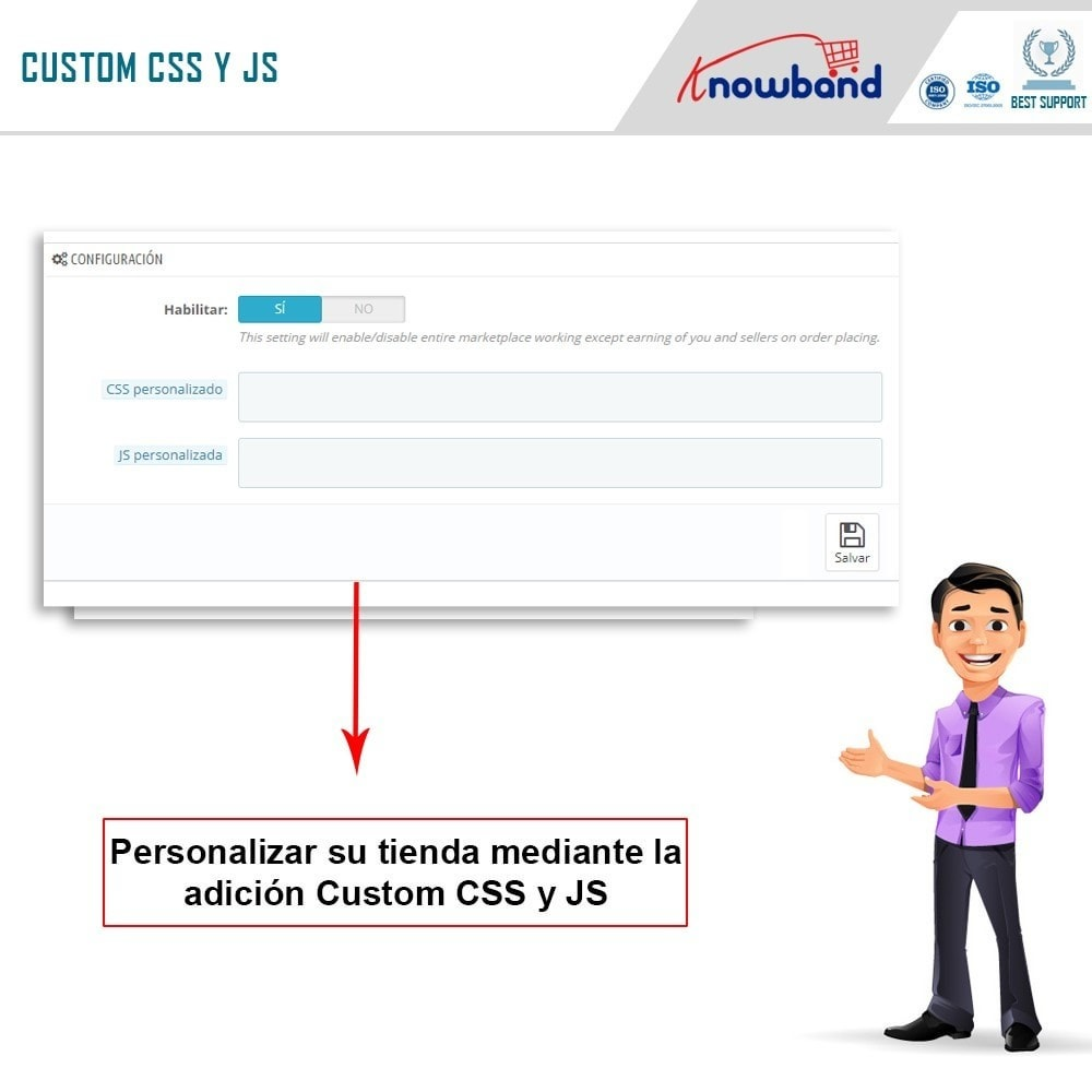 module - Creación de Marketplace - Knowband - Marketplace - 12
