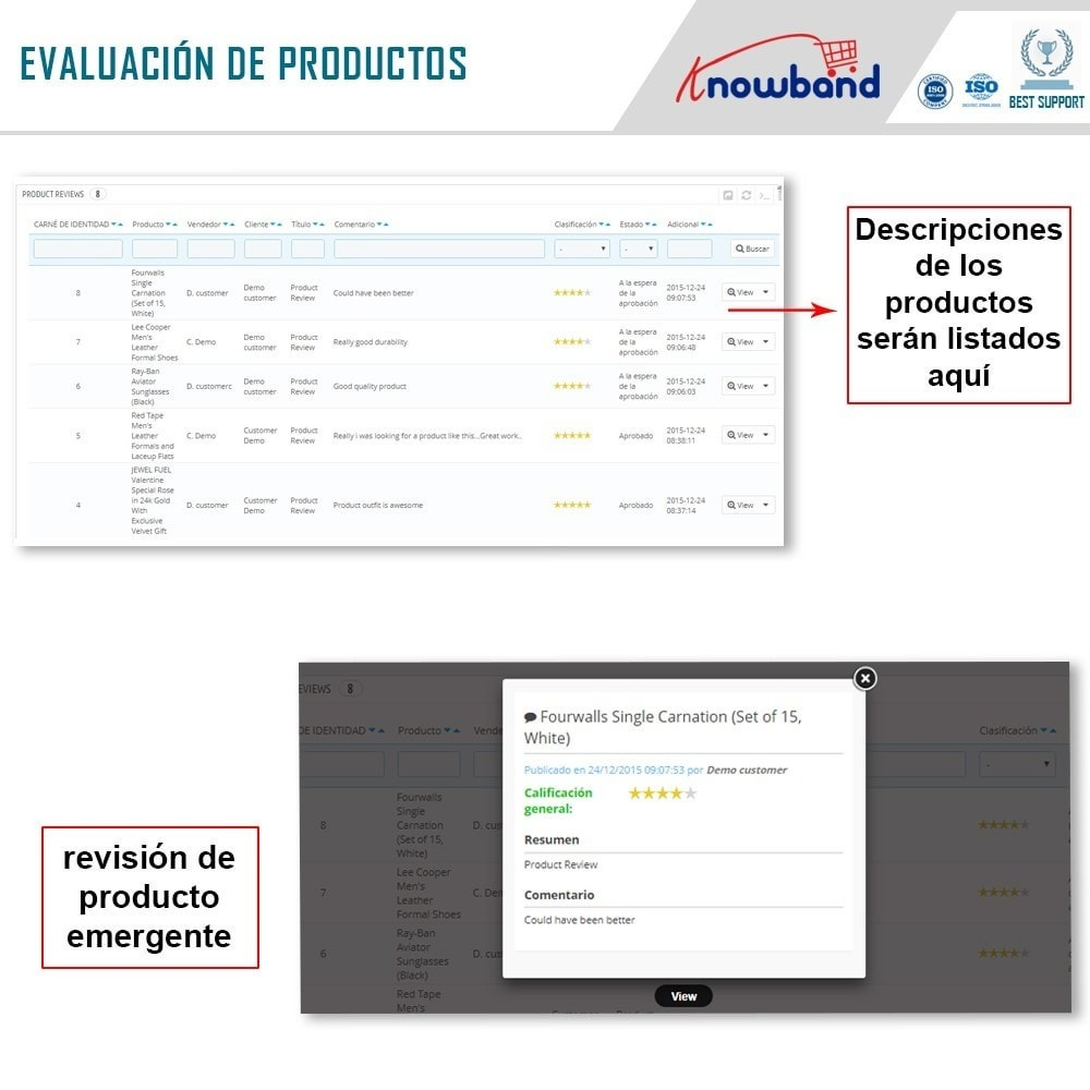 module - Creación de Marketplace - Knowband - Marketplace - 18