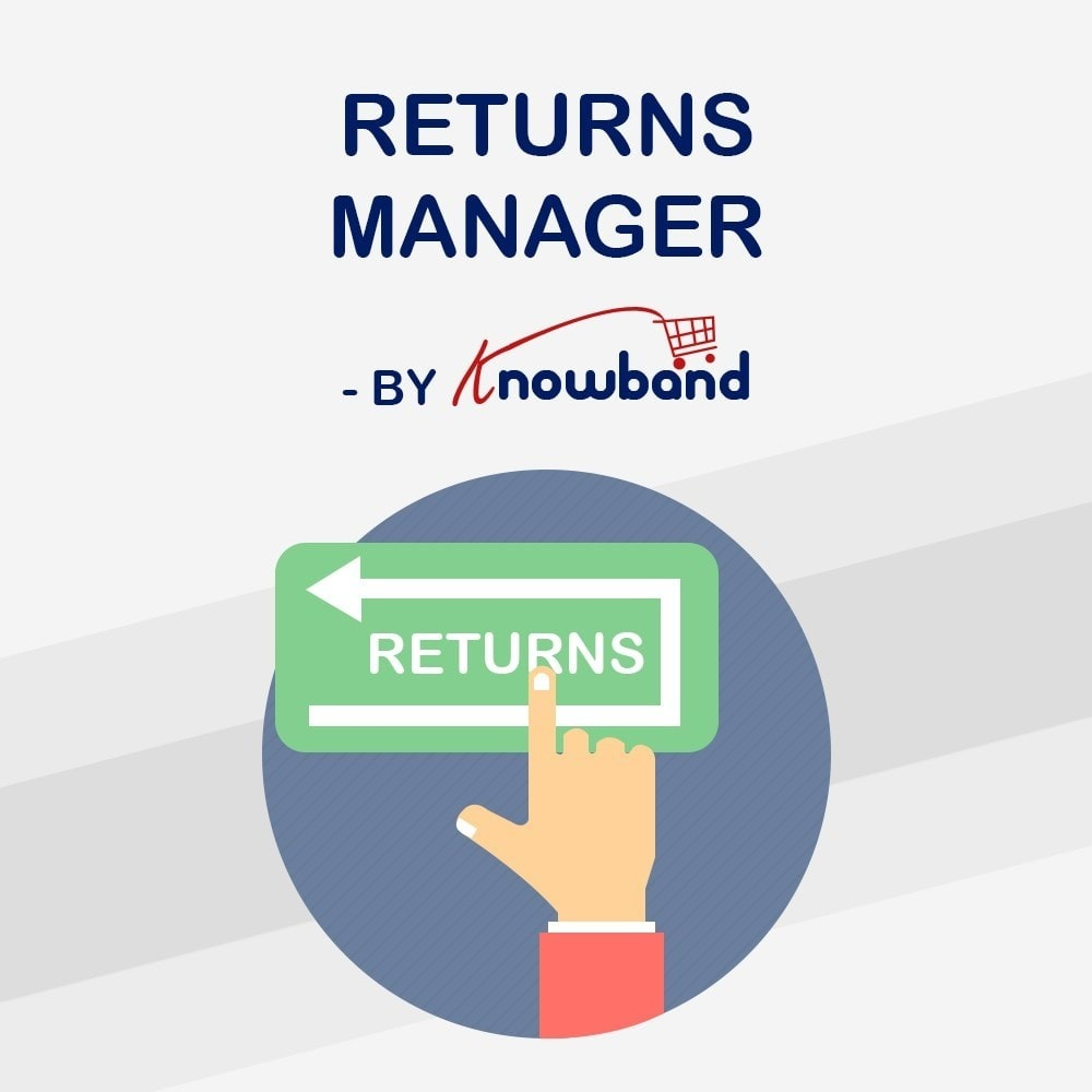 module - Customer Service - Order Return Manager(Return Slip & Barcode) - 1